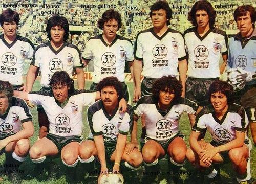 Historia de Colo-Colo - Copa Libertadores 1982 - Estadísticas